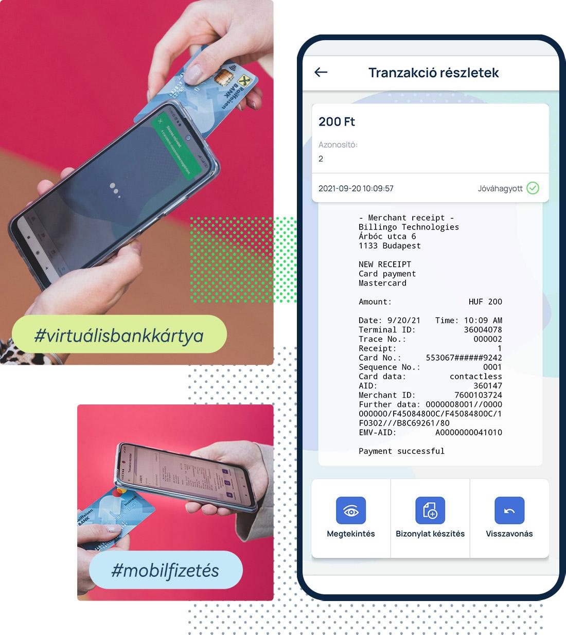 A mobilod pénzt hoz.