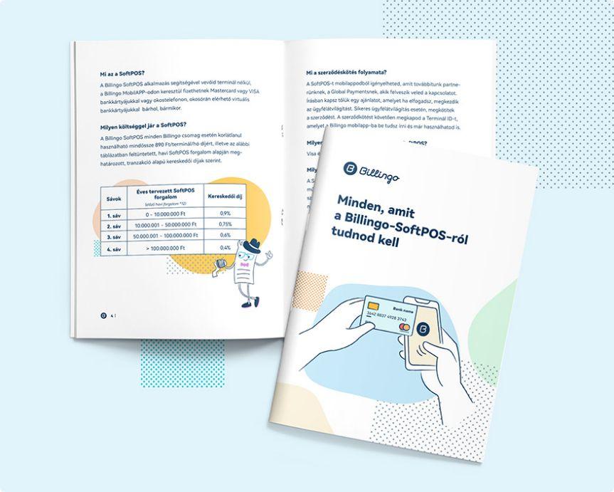 Bankkártyás fizetés a mobilodhoz érintve.