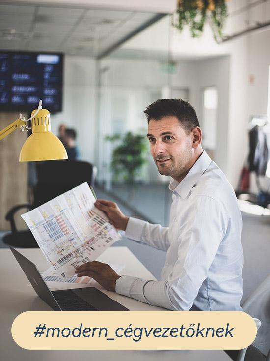 Modern cégvezetőknek