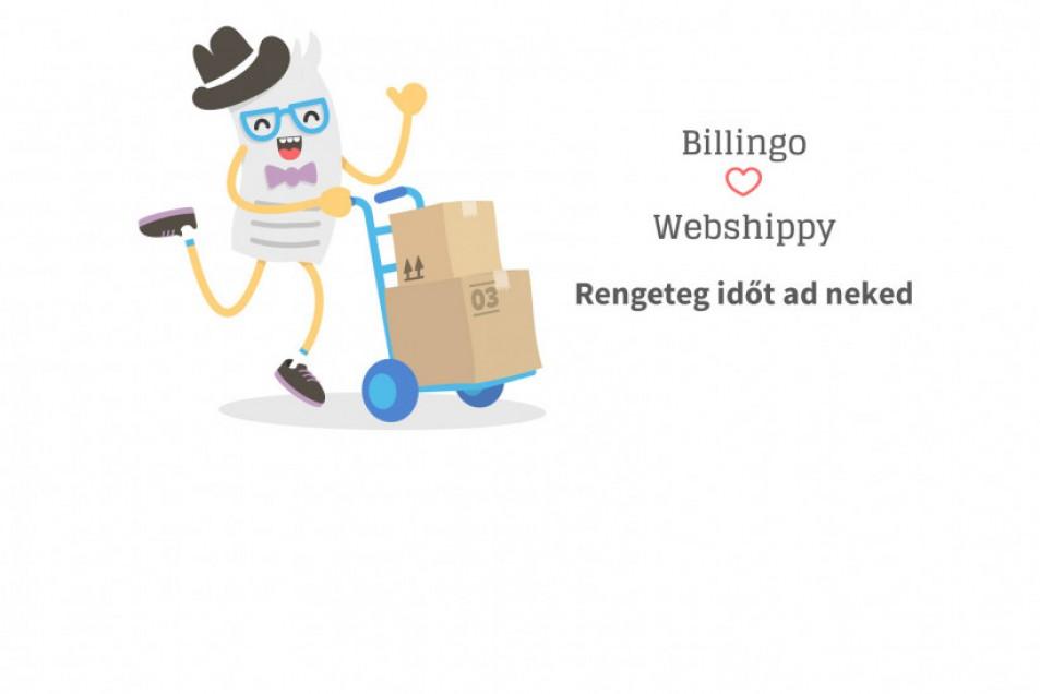 Webshippy Billingo összekötés