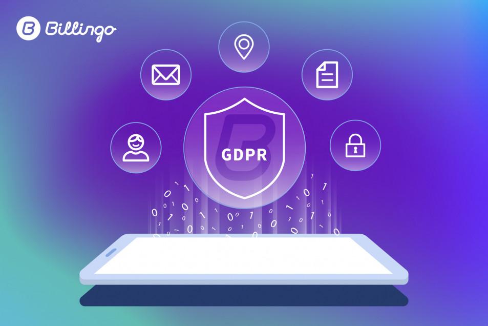 GDPR: Az adatfeldolgozó igénybevételéről szóló tájékoztatási kötelezettség Billingósoknak