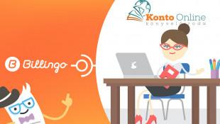 Élesítettünk a Billingo és a Konto Online Könyvelőiroda direkt összekötését