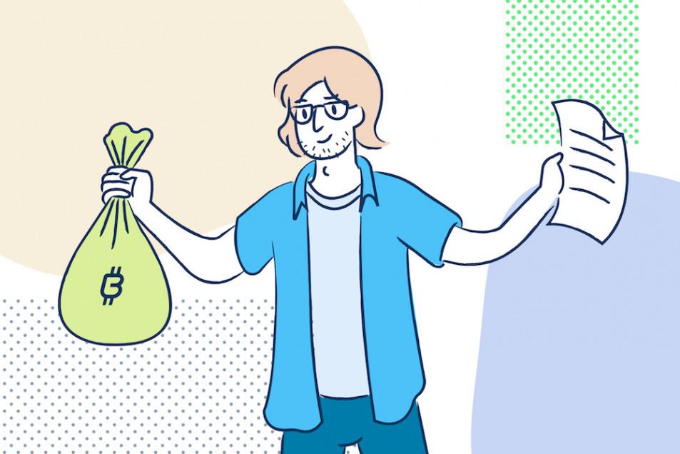 adószámos magányszemély adózása