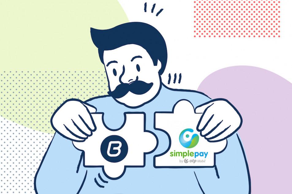 SimplePay fizetés beállítása a Billingóban