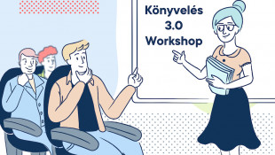 Modern könyvelési módszerek a Könyvelés 3.0 Workshopon