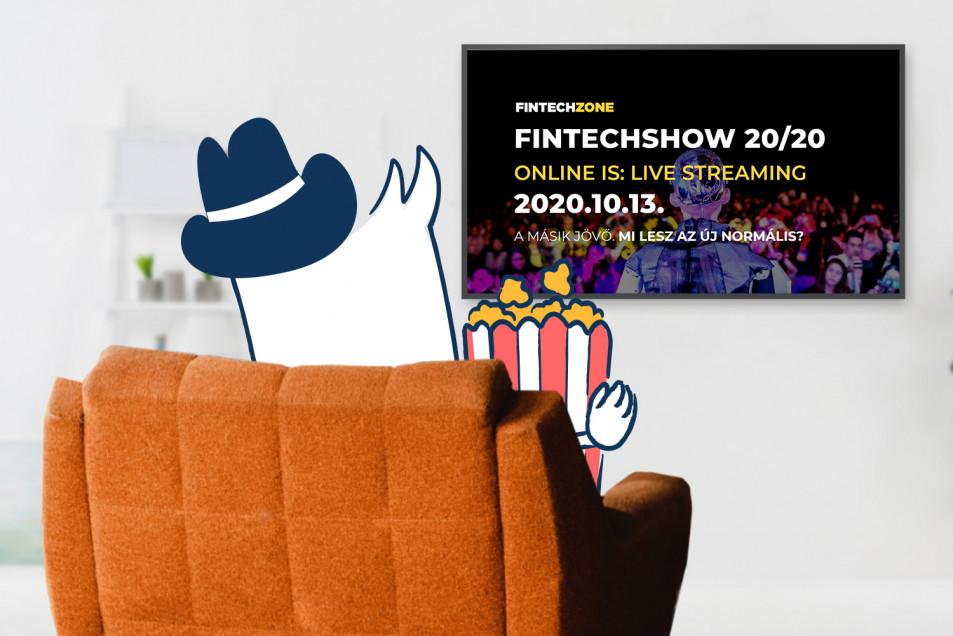 Wow: Billingo a FintechShow 20/20-on