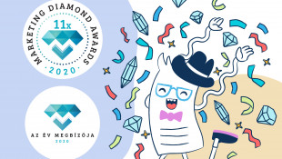 Billingo Marketing Diamonds Awards 2020