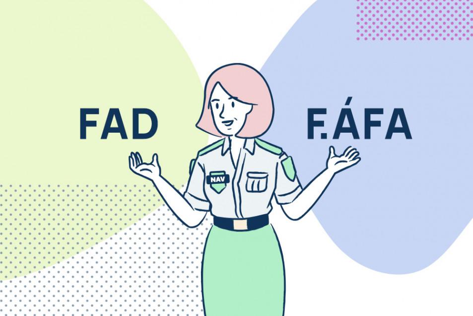 FAD F.AFA áfakód