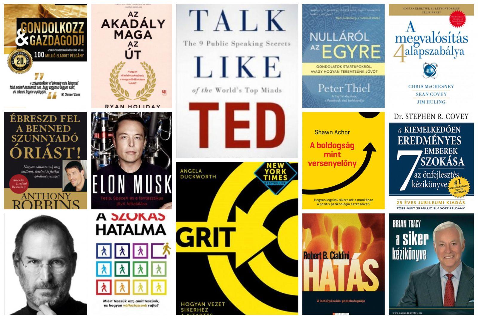 legjobb könyvek a kereskedelemről