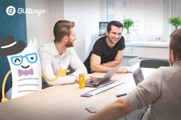Egy óriási álmunk vált valóra nemrégiben, új, modern, igazi startupos irodába költözött a Billingo és csapata.