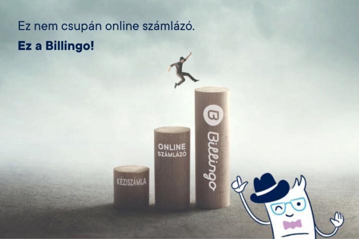 Új korszak kezdődik az online számlázásban. Megjelent az új Billingo.