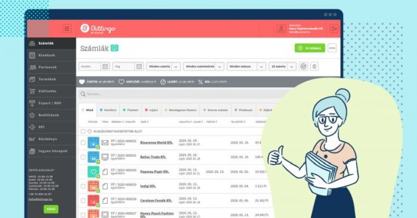 ADÓ: Könyvelőknek kedvez a NAV adatszolgáltatási kötelezettség