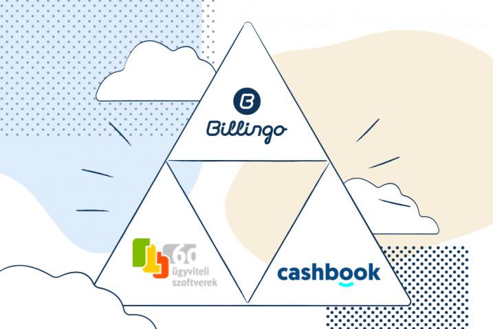 Erős hármas integráció könyvelőknek: Billingo, a Cashbook és az RLB