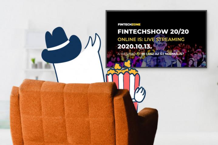 A Billingo is előadott az ország legjelentősebb fintech rendezvényén, a FintechShow 20/20-on