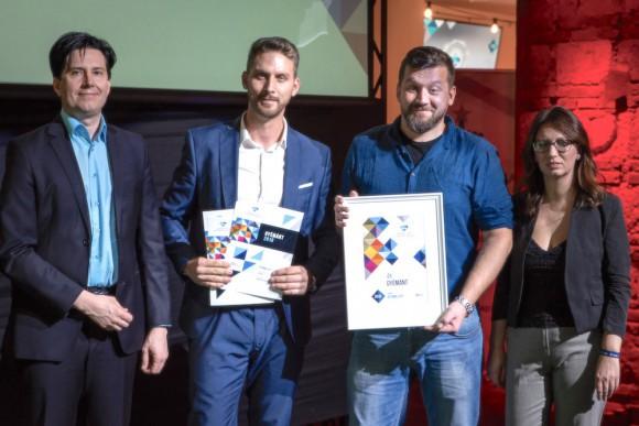 WOW, újabb Billingo siker az Országos Marketing Diamond Awards-on. 2016 és 2018 után 4 kategóriában is díjazták kedvenc számlázónkat.